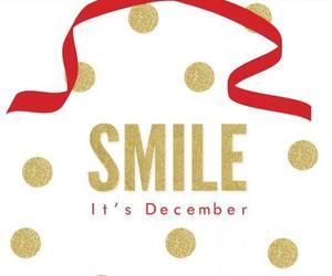 christmas, smile, and wallpaper image