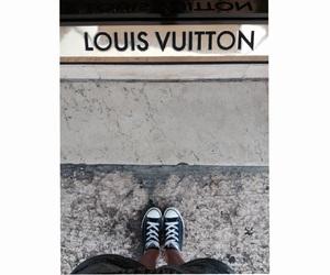 clothes, verona, and Louis Vuitton image