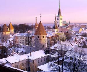tallinn, city, and estonia image