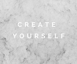 create, quotes, and white image