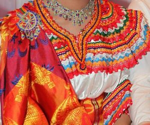 dz, robe, and kabyle image