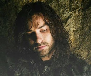 kili, the hobbit, and dwarf image