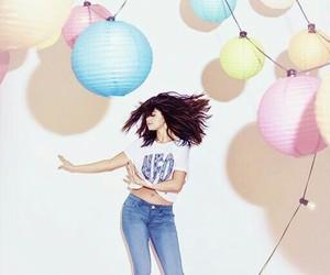 selena gomez, selena, and adidas neo image