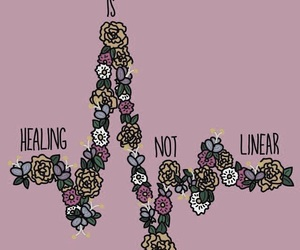 healing, be patient, and takes time image