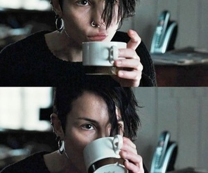 lisbeth salander and noomi rapace image