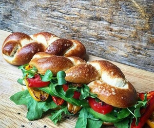 baguette, beautiful, and bread image