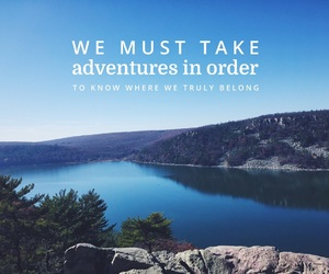 adventure, air, and beautiful image