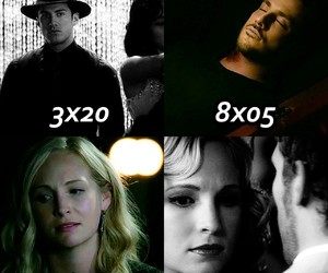 the vampire diaries, tvd, and caroline forbes image