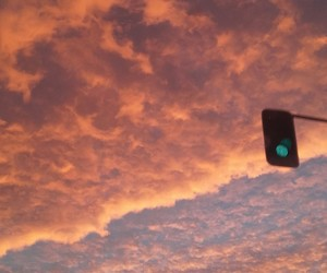 clouds, pink, and amazing image