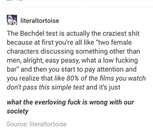 feminism, important, and movies image