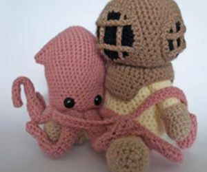 squid and cute image