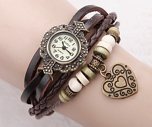 bracelet, watch, and cute image