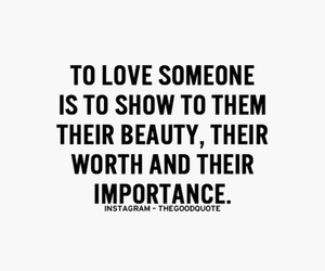beauty, quote, and importance image