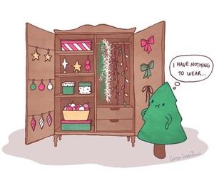 christmas, funny, and winter image