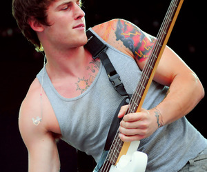 zack merrick, all time low, and Hot image