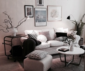 interior, home, and chic image