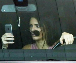 kendall jenner, meme, and reaction image