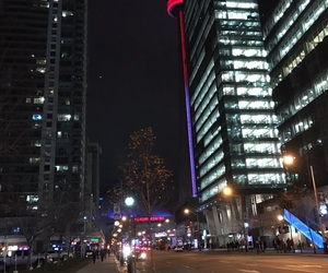 city, grunge, and rogers centre image