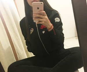 beuty, mirror, and negro image