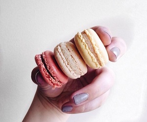 cookie, french, and nails image