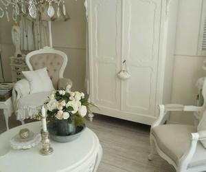 blanco, white, and decoracion image