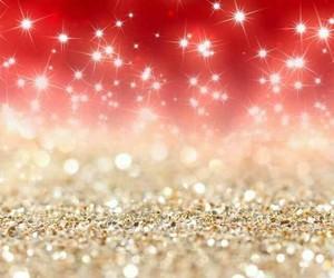 wallpaper, glitter, and christmas image