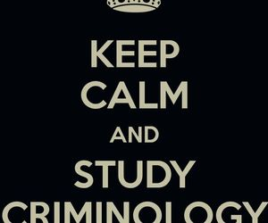 crime, crown, and criminology image