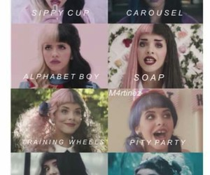 alternative, melanie martinez, and carousel image