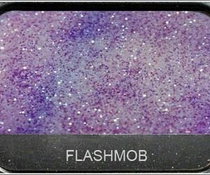 purple, aesthetic, and flashmob image