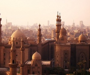 city, mosque, and travel image