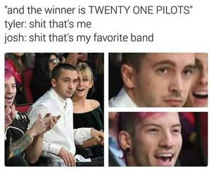 twenty one pilots, tøp, and josh dun image