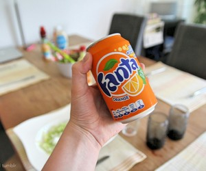drink, quality tumblr, and fanta image