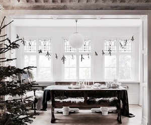 christmas, design, and homes image