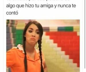 amigas, lali esposito, and memes en español image