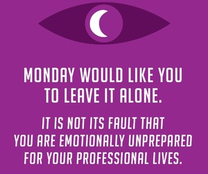 welcome to night vale and monday image
