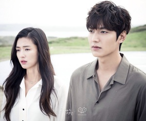lee min ho and legend of the blue sea image