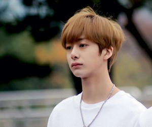 k-pop, chae hyungwon, and bias image