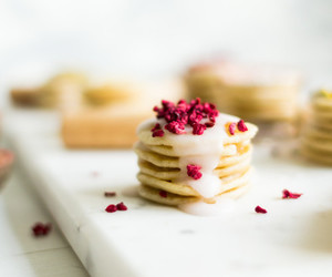pancakes, food, and party image