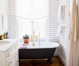 bathroom, interior, and home image