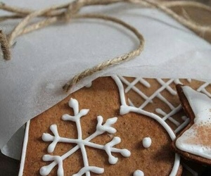 Cookies, food, and gingerbread image