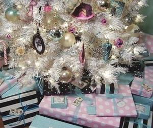 christmas, gift, and presents image