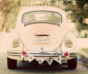 car, love, and pastel image