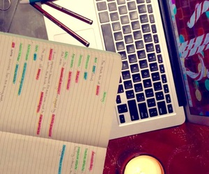 christmas, school, and study image