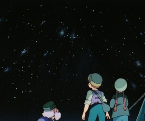 anime, Castle in the Sky, and Hayao Miyazaki image