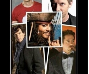funny, jack sparrow, and sheldon cooper image