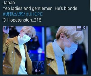 blonde, funny, and kpop image
