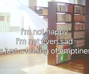 book, books, and emptiness image