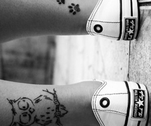 tattoo, owl, and tumblr image
