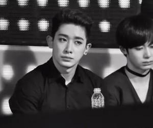 wonho, monsta x, and hyunwon image