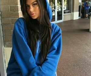 girl, beauty, and sahar luna image